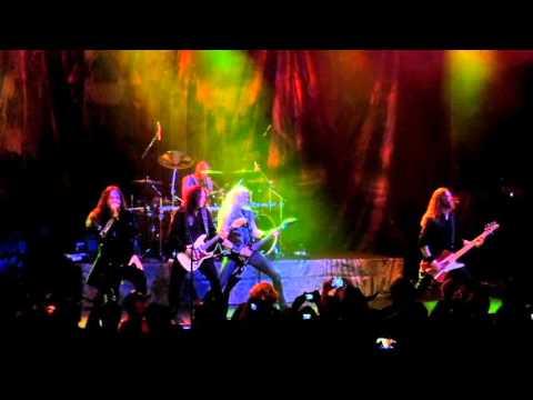 Hammerfall - Heeding the Call (Live) 70000 Tons of Metal 2016