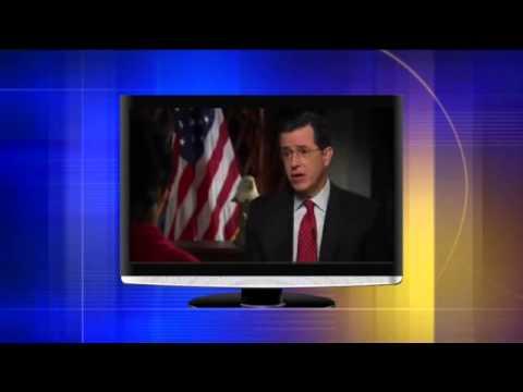 Sensenbrenner on Colbert Report?