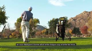 Règles de golf 2019 : Une cadence de jeu rapide