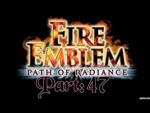 """Part 47: Let's Play Fire Emblem, Path of Radiance - """"Generic recruitable general"""""""
