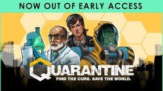 Quarantine Launch Trailer