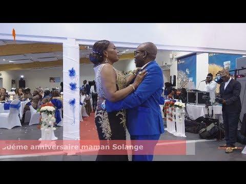 50éme anniversaire maman Solange:Henriette Kanjinga feat Chico Deferre