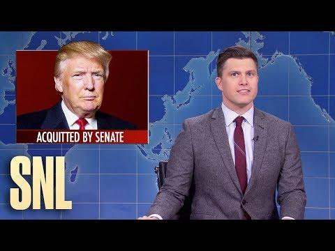 Weekend Update: Trump Acquitted - SNL