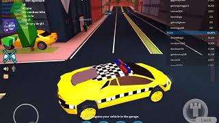 Roblox jailbreak taksi-ci oldum-1