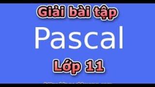 lập trình game đơn giản bằng pascal - kéo búa bao