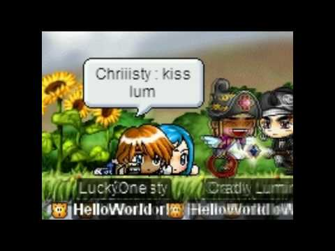 maplestory gang bang