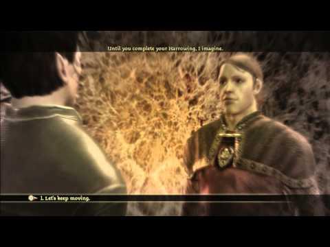 Dragon Age: Origins (Alternate Origins): Male Elf Mage Part 1