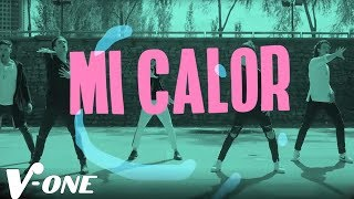V-ONE | SIENTE MI CALOR (VIDEO CON LETRA OFICIAL)