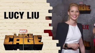 Lucy Liu on Directing Marvel's Luke Cage Season 2's First Episode