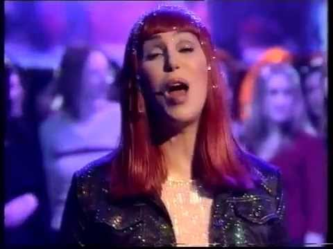 Cher  -  Strong enough - Top of the Pops original broadcast