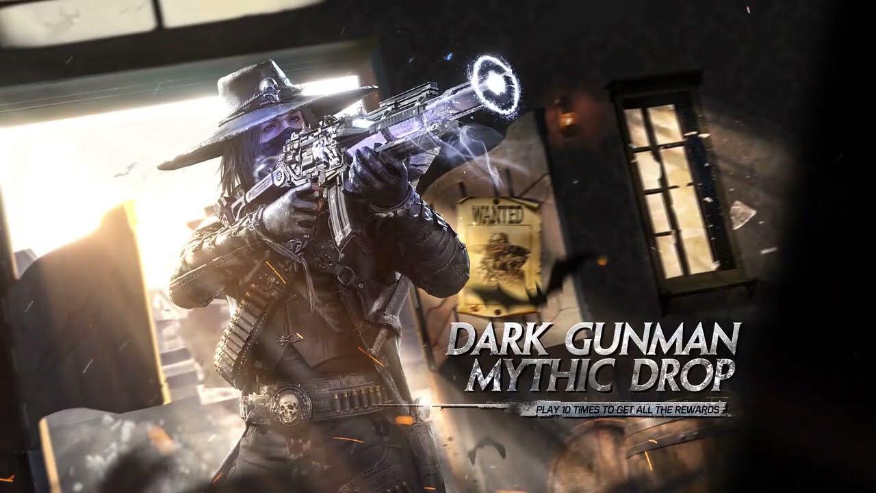 Call of Duty®: Mobile - Dark Gunman Mythic Drop
