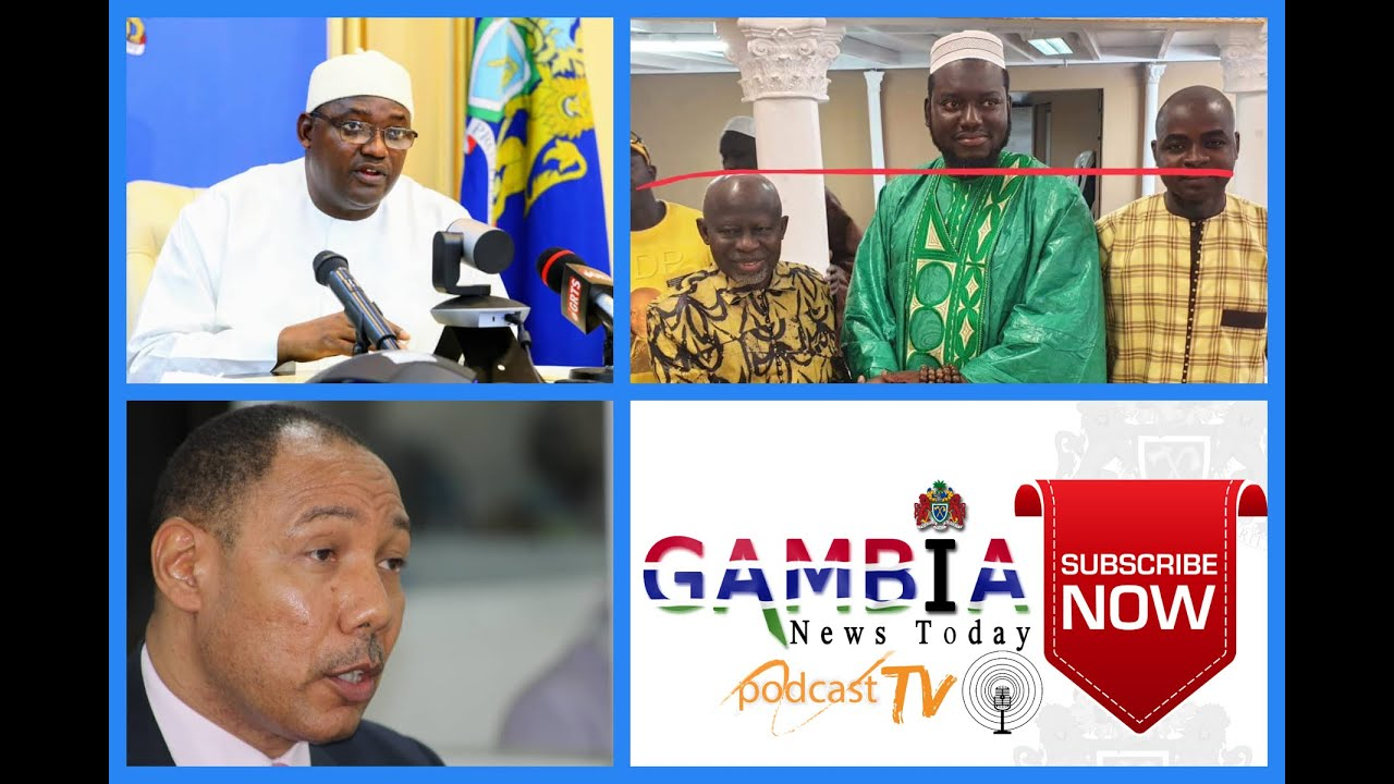 GAMBIA NEWS TODAY 9TH JULY 2020