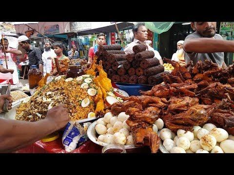 Famous Muslim Iftar Market | Magnificent Iftar Foods Arrangement Of Ramadan Shops