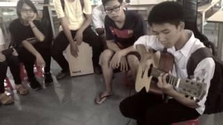 Sunflower - guitar solo ( Lâm Phan 11 Pháp )