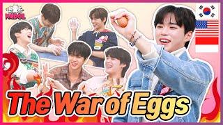 Download 누구 이마가 먼저 깨지나 두고 보자!!!🥚🍳😂🤕🤯 (Egg vs Forehead) 위아이 계란치기 게임(WEi Egg Slap Game!!) [ENG/INDO]