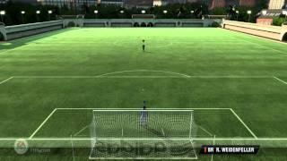 FIFA 12 - DEMO - dwóch graczy - PlaySTREFA #01