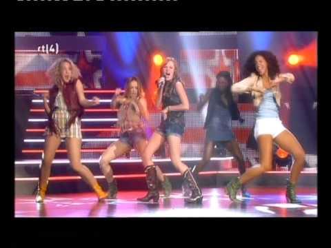 Vòng đối đầu Laura van den Elzen Party in the USA American Idol