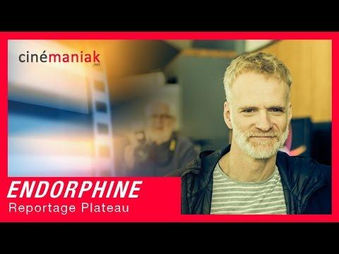 ENDORPHINE: Reportage sur le plateau (André Turpin/Sophie Nélisse) ★★ Cinémaniak ★★