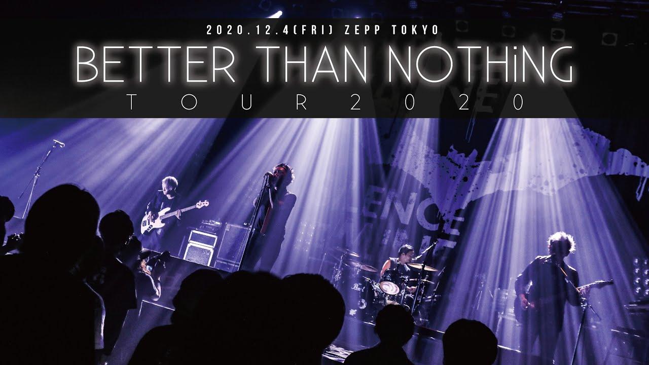 SiM – 「BETTER THAN NOTHiNG TOUR 2020 」2020.12.4(fri) at Zepp Tokyo