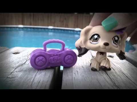 Littlest Pet Shop: Shower by Becky G