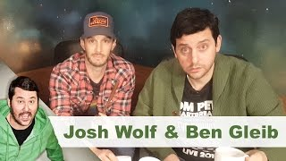 Post Sesh Interview w/ Josh Wolf & Ben Gleib | Getting Doug with High