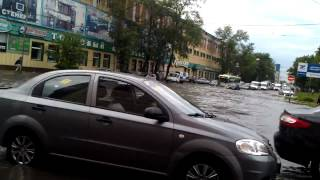 Курское море!!!Потоп в Курске