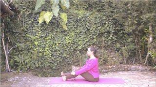Yoga para Flexibilidade I 35 Minutos com Júlia Viegas