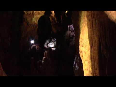 Bridal Cave staff tour to Spirit Lake 2017 #4
