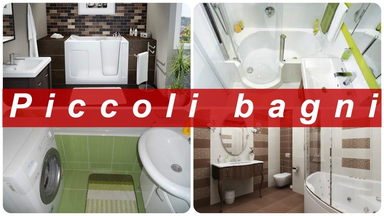 Piccoli bagni youtube for Mobiletti piccoli da bagno