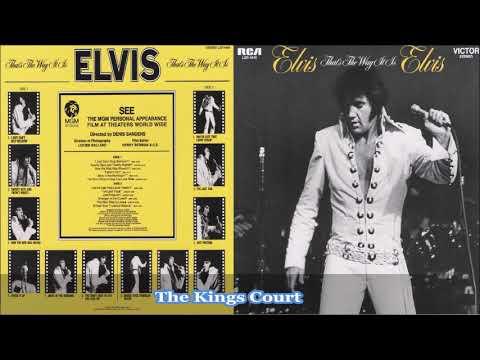 Elvis Presley - That`s The Way It Is - 1970 - Full Album