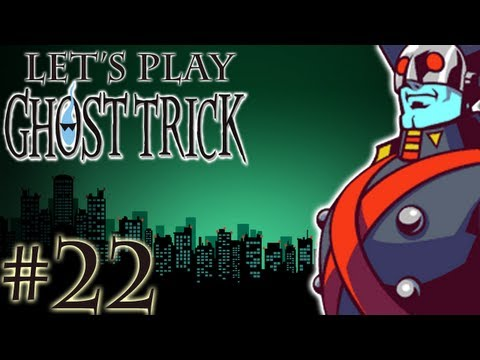Let's Play Ghost Trick: Phantom Detective - Episode 22 [Partners]