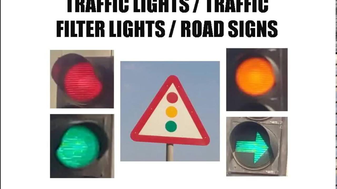 Traffic Lights | Traffic Filter Lights | Road Rules | Traffic Signs |  Safety Rules | Traffic Rules 2   YouTube
