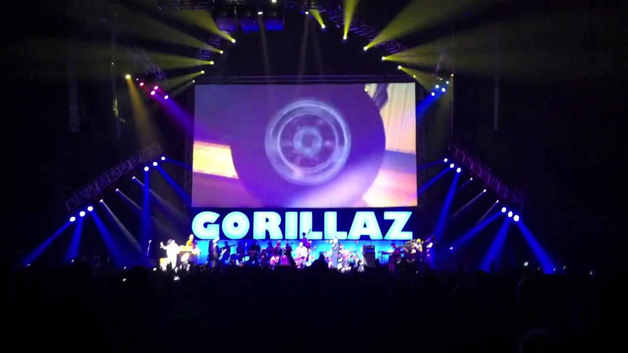 Gorillaz tranz official video - 2 3