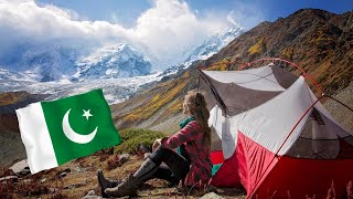 camping ALONE in PAKISTAN/ is it SAFE?