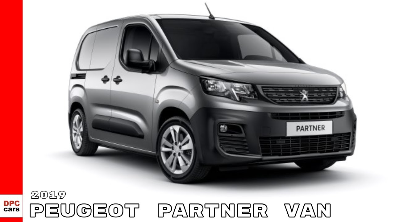 2019 peugeot partner van youtube. Black Bedroom Furniture Sets. Home Design Ideas