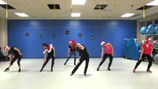 Xportdance Styles Santa Baby (Ariana Grande ft Liz Gillies)