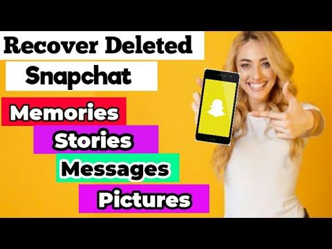 How To Recover Deleted Snapchat Memories, Messages, Stories & Pictures