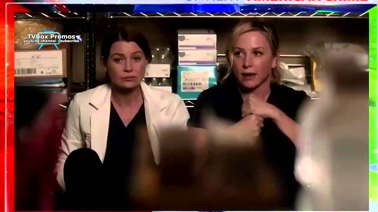 Grey\'s Anatomy 11x20 Promo CTV Sub-ita - YouTube