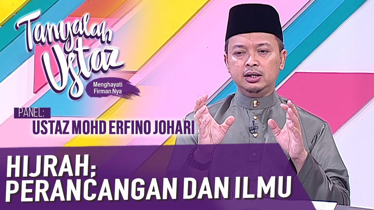 Download Tanyalah Ustaz (2020) | Hijrah: Perancangan Dan Ilmu (Thu, Aug 20)