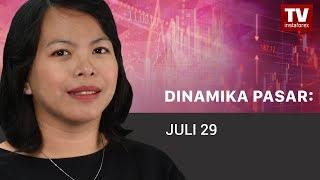 InstaForex tv news: Dinamika Pasar (Juli 22 - 26)