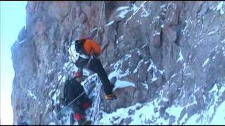 Highest BASE Jump Climbing in Europe