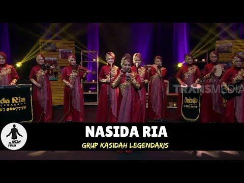 NASIDA RIA, GRUP KASIDAH LEGENDARIS | HITAM PUTIH  (18/05/18) 1-4