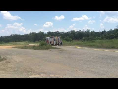 Part 1 - Rural Water Supply Drill - Shelby County, Alabama - June 2015 - 1,000 GPM Club