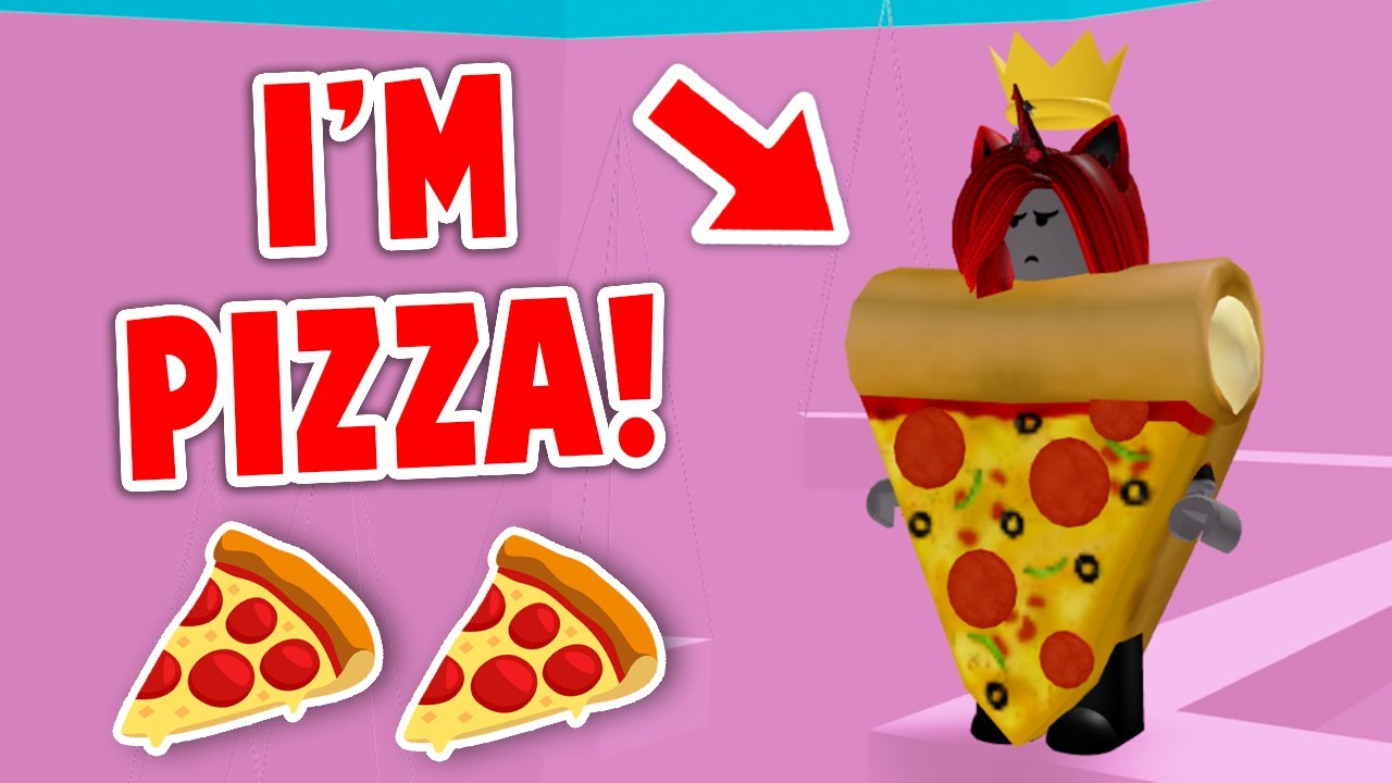 Tower Of Hell But I'm A PIZZA! (Roblox)