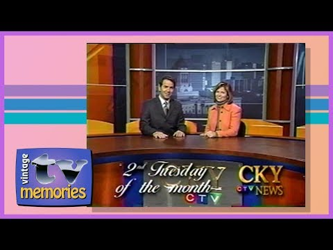 July / August 2004 - CKY - Commercials & CTV promos