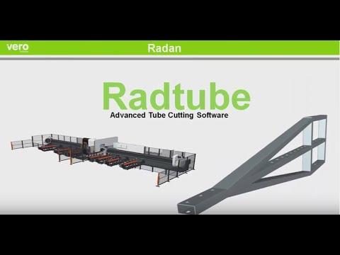 Radtube advanced tube cutting software программа для резки трубчатых деталей