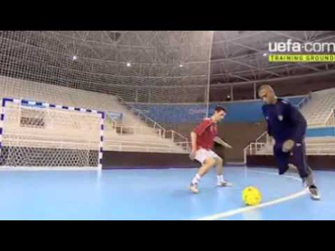 Cirilo's Futsal Pivot Guide