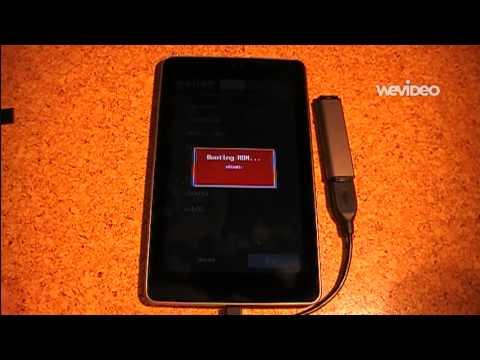 MultiROM - multiboot for Nexus 7