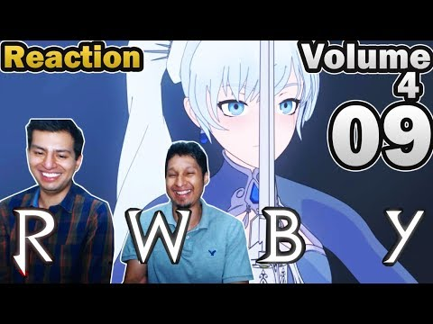 Repeat RWBY Volume 6 Chapter 5 REACTION -