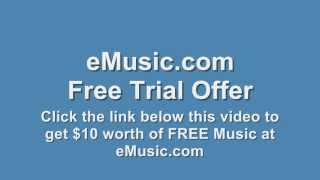 Repeat youtube video eMusic Free Trial Review
